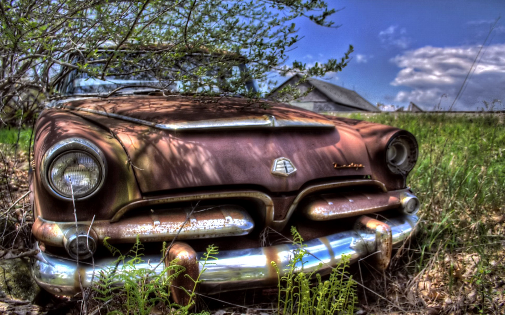 Fantasy Old Chevrolet Car Wallpapers HD / Desktop And