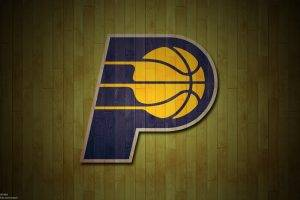 Indiana Pacers Basketball Team Logo
