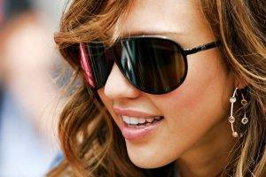 Jessica Alba Actress Glasses