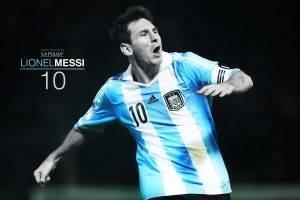 Lionel Messi Argentina captain