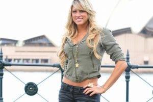 WWE Divas Blonde Sexy Babe