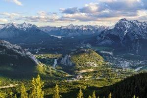 landscape, Banff, Banff National Park