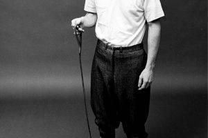 men, Film Directors, Actor, Woody Allen, Monochrome, Glasses, Simple Background, Vintage