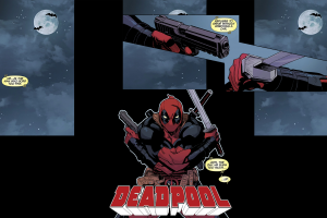 Deadpool, Comics