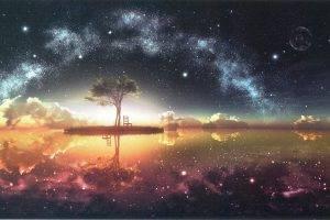 anime, Landscape