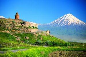 nature, Landscape, Mount Ararat