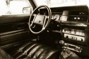 car, Vintage, Volvo 240