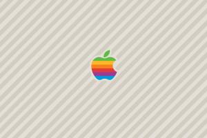 Apple Inc., Vintage, Logo, Apple Sucks