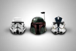 Star Wars, Boba Fett, Clone Trooper