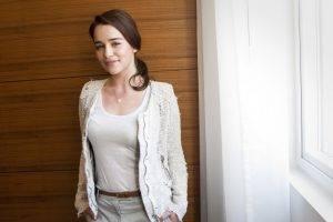 Emilia Clarke, Women, Actress, Brunette