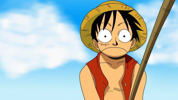 Monkey D. Luffy, One Piece HD Wallpaper Desktop Background