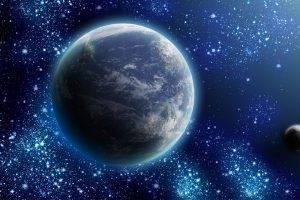 Earth, Digital Art