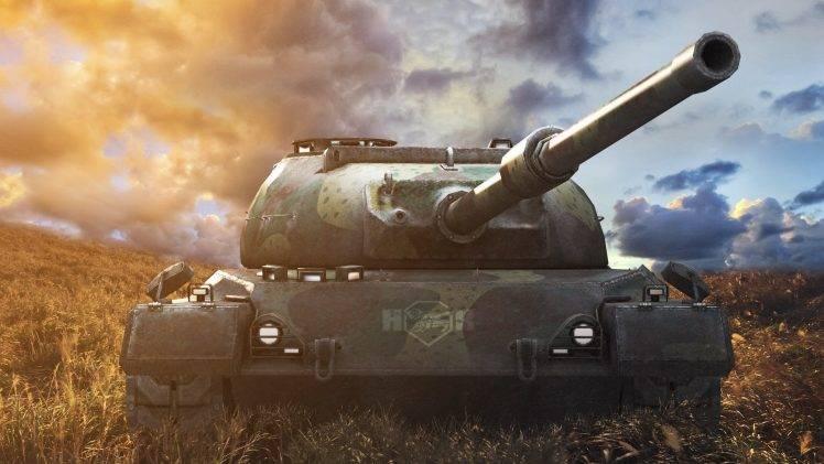 World Of Tanks, Wargaming, Video Games, Leopard 1 HD Wallpaper Desktop Background