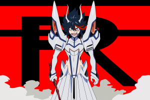 Kill La Kill, Anime, Revocs, Matoi Ryuuko
