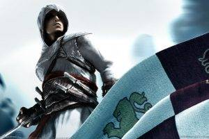 video Games, Assassins, Assassins Creed, Altaïr Ibn LaAhad