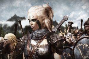 The Elder Scrolls V: Skyrim, Army