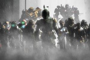 antiheroes, Predator (movie), Transformers, Optimus Prime