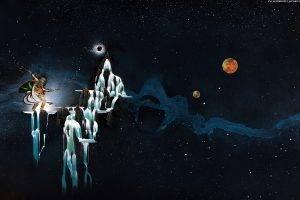 space, Mythology, Uriah Heep