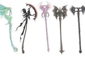 fantasy Art, Weapon, Fantasy Weapons