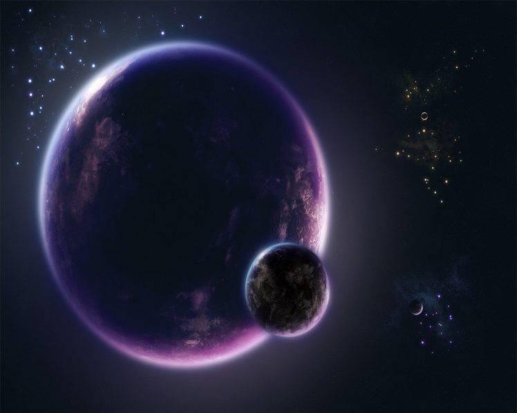 space, Planet, Space Art HD Wallpaper Desktop Background