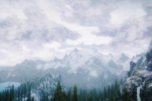 The Elder Scrolls V: Skyrim, Landscape, Nature