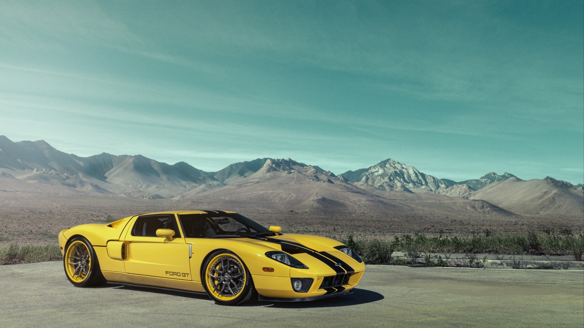 Ford Gt Ford Gt 2005 Car Wallpapers Hd Desktop And Mobile Backgrounds