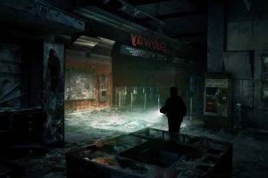The Last Of Us, Concept Art, Video Games