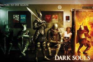 Dark Souls, Video Games, Fantasy Art