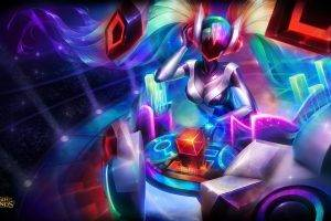 League Of Legends, Sona, DJ Sona