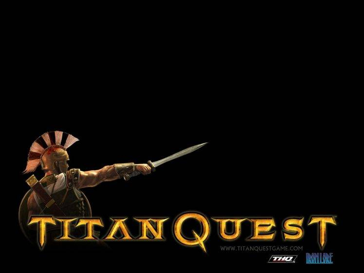 video Games, Titan Quest HD Wallpaper Desktop Background