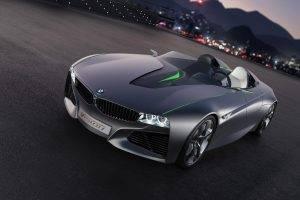 car, BMW, BMW Vision ConnectedDrive