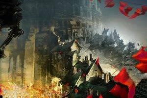 video Games, Guild Wars 2, Artwork