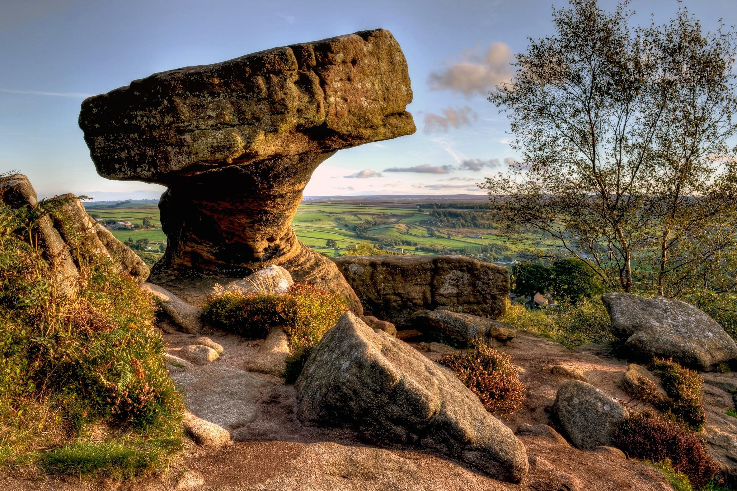 landscape uk rock nature england yorkshire wallpapers