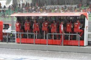 Ferrari, Ferrari Formula 1, Formula 1, Rain
