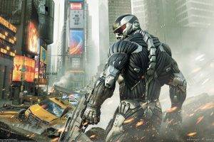 digital Art, Video Games, Crysis, Crysis 3