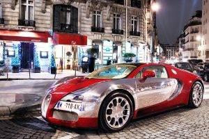 car, Vehicle, Bugatti, Bugatti Veyron