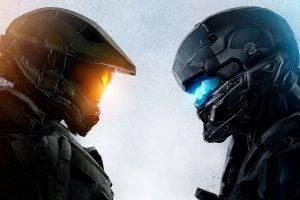 Halo, Halo 5, Video Games, Spartan Locke