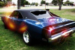car, Dodge Charger