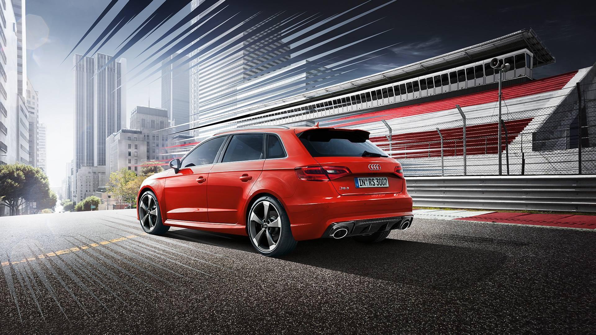 Audi, Audi RS3, Car, Red Cars Wallpapers HD / Desktop and Mobile ...
