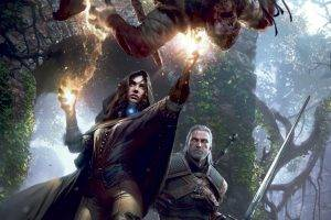 The Witcher 3: Wild Hunt, Video Games, Geralt Of Rivia