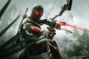 video Games, Crysis, Crysis 3