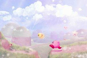 digital Art, Video Games, Kirby