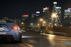 Need For Speed, 2015, Video Games, Car, Subaru BRZ