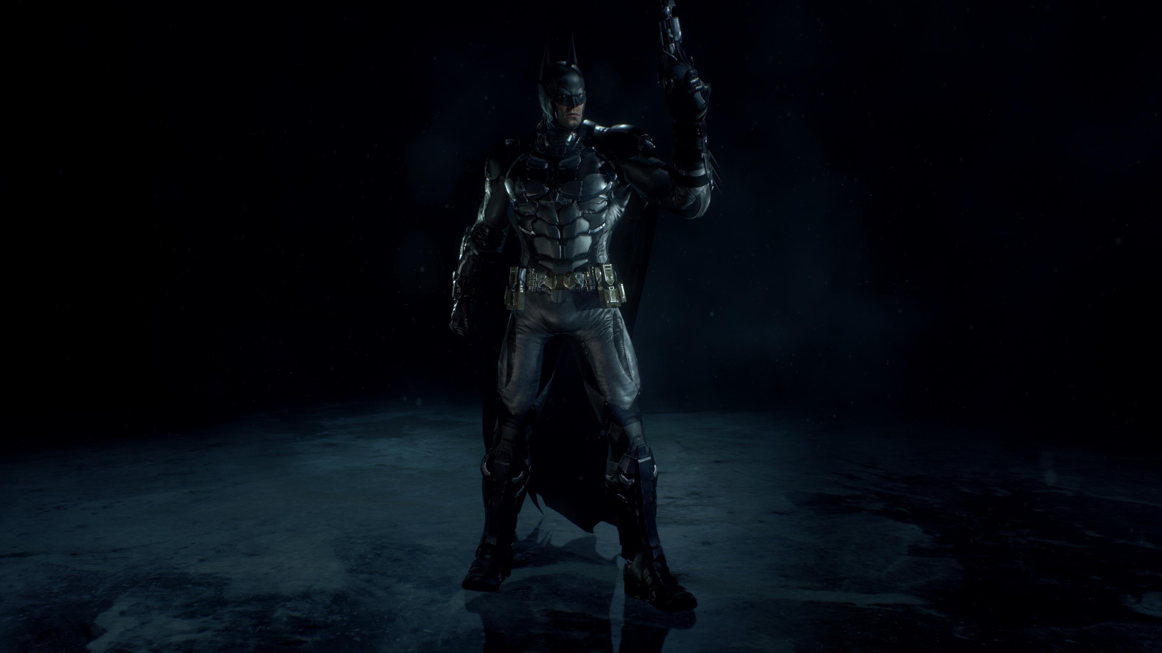 Batman Arkham Knight 2015 Video Game 4k Hd Desktop: Batman: Arkham Knight, Batman, DC Comics, Video Games
