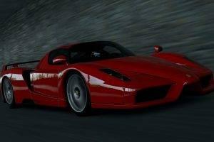 Ferrari, Car, Ferrari Enzo
