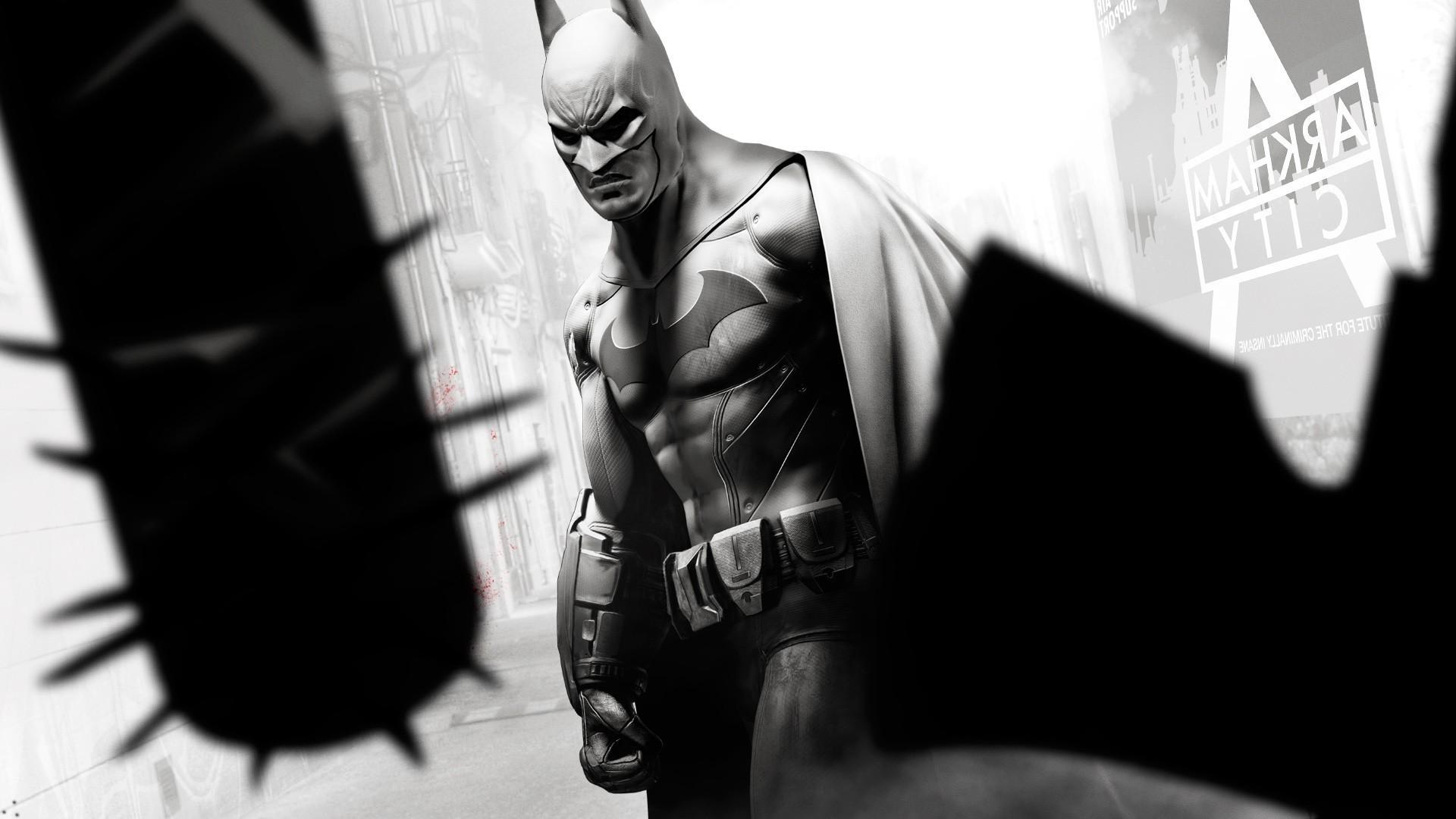 Batman, Batman: Arkham City, Bruce Wayne, Joker Wallpaper