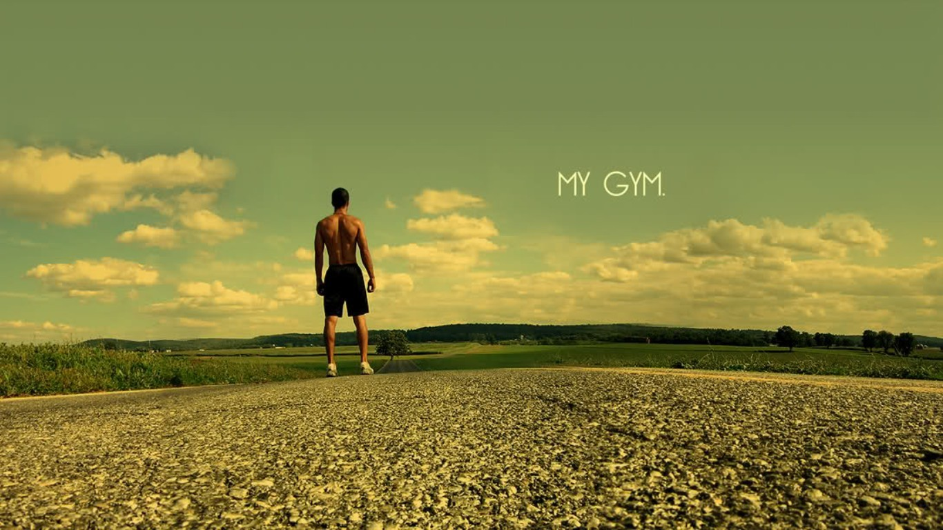 Gyms, Route 66, Running Wallpapers HD / Desktop And Mobile