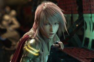 Final Fantasy, Final Fantasy XIII, Claire Farron, Video Games, Lightning
