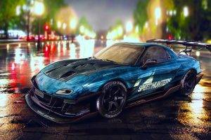 car, Mazda RX 7, Tuning, Need For Speed