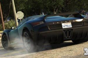 Grand Theft Auto V, Video Games, Car